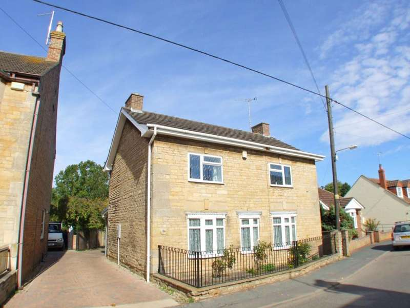 4 Bedrooms Detached House for sale in Church Street, Deeping St James, PE6