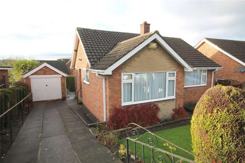 2 Bedrooms Detached Bungalow for sale in Limes Avenue, Gawber, Barnsley, S75