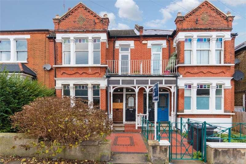 3 Bedrooms Maisonette Flat for sale in Wolfington Road, London, SE27