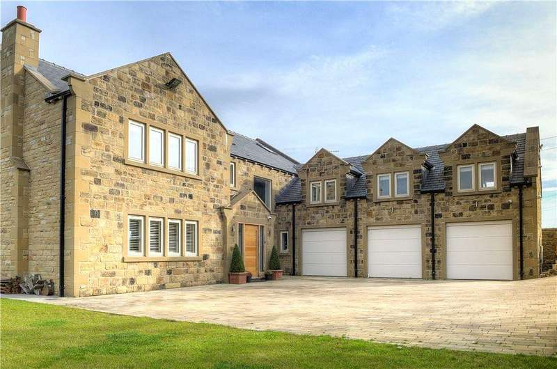 5 Bedrooms Detached House for sale in Stonecroft, Haworth Road, Wilsden, Bradford