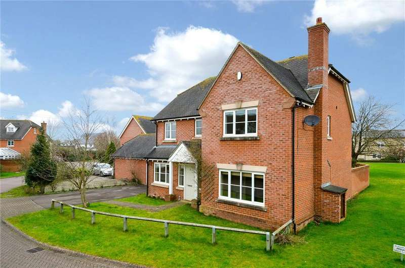 5 Bedrooms House for sale in St. Georges Place, Semington, Wiltshire, BA14