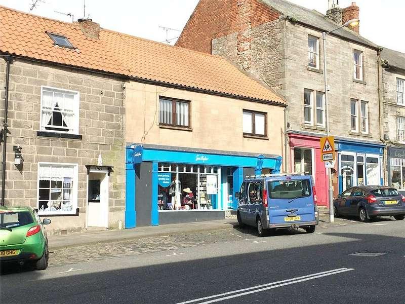 2 Bedrooms Apartment Flat for sale in Castlegate, Berwick-upon-Tweed, Northumberland