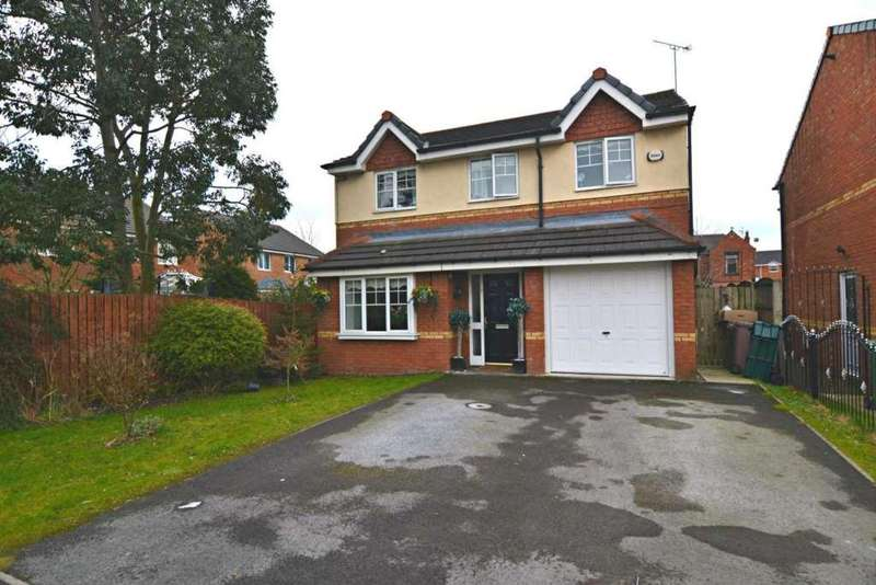 4 Bedrooms Detached House for sale in Luntswood Grove, Newton Le Willows