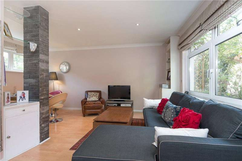 3 Bedrooms House for sale in Greville Road, St John's Wood, London, NW6