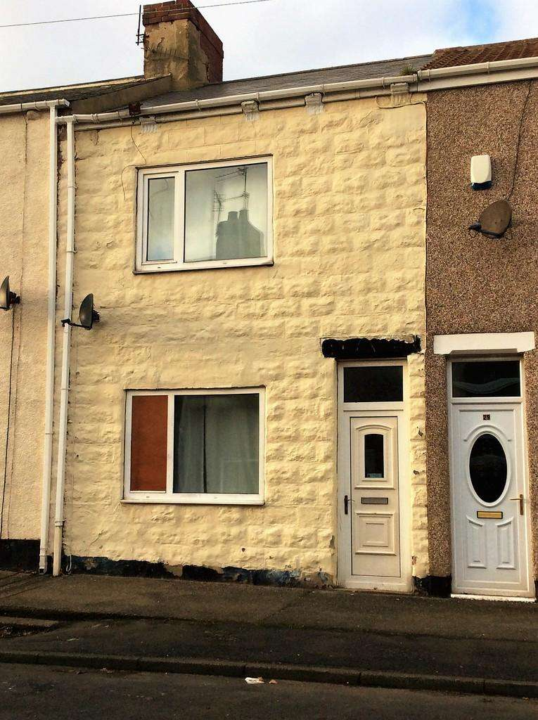 2 Bedrooms Terraced House for sale in Easington Street, Easington