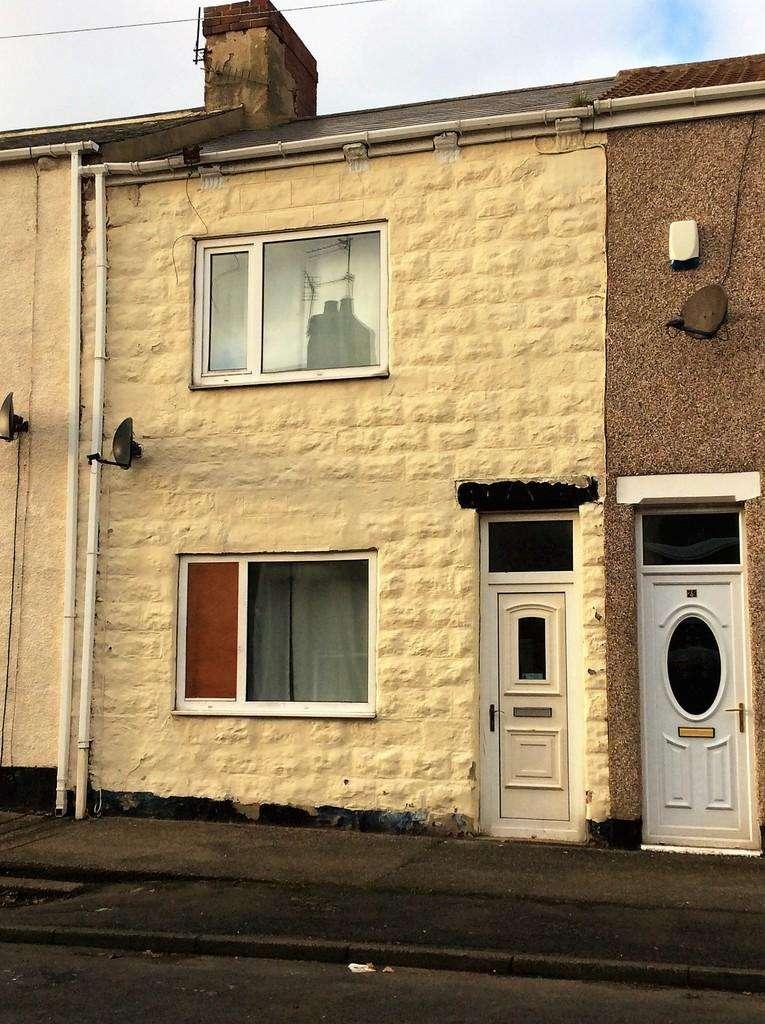 2 Bedrooms Terraced House for sale in Easington Street, Easington