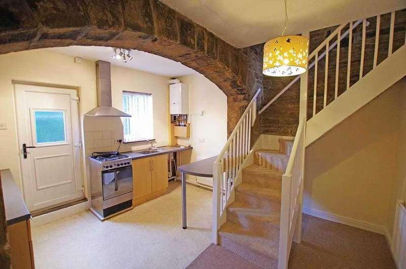 2 Bedrooms Cottage House for sale in Towngate, Midgley, Halifax