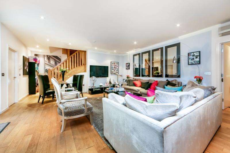 1 Bedroom Apartment Flat for sale in Ranelagh House, 3-5 Elystan Place, London, SW3