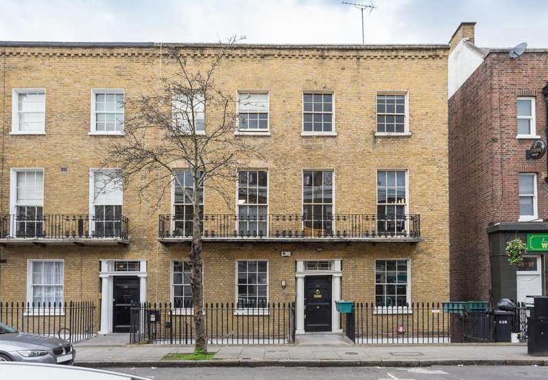 2 Bedrooms Flat for sale in Northdown Street, Islington, London, N1