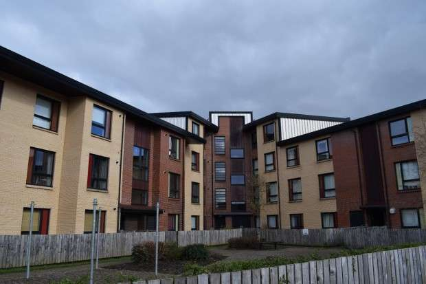 2 Bedrooms Flat for sale in Elder Street, Govan, G51