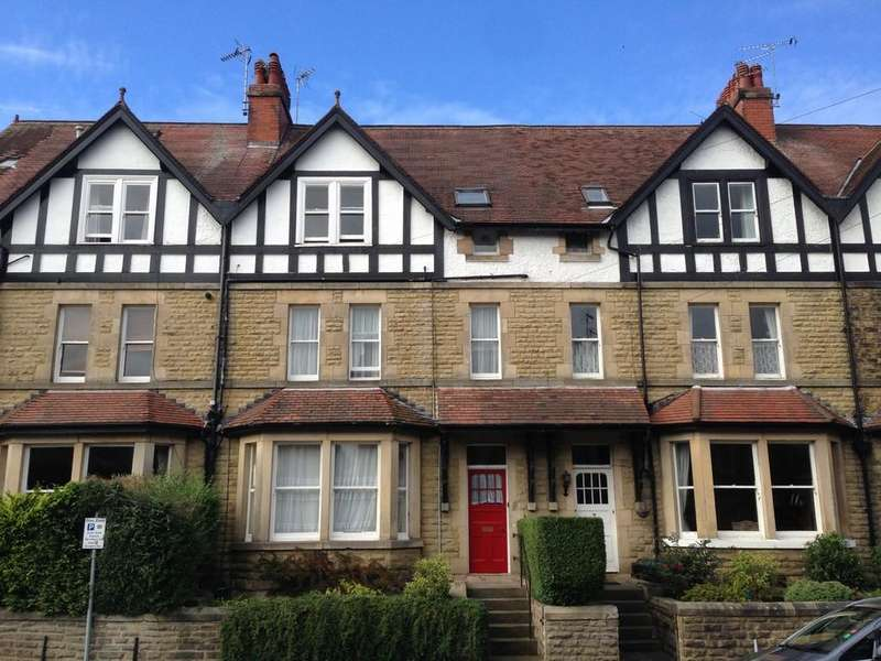 4 Bedrooms Terraced House for sale in Spring Mount, Harrogate