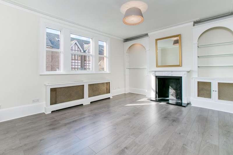 3 Bedrooms Flat for sale in Dawes Road, Fulham SW6