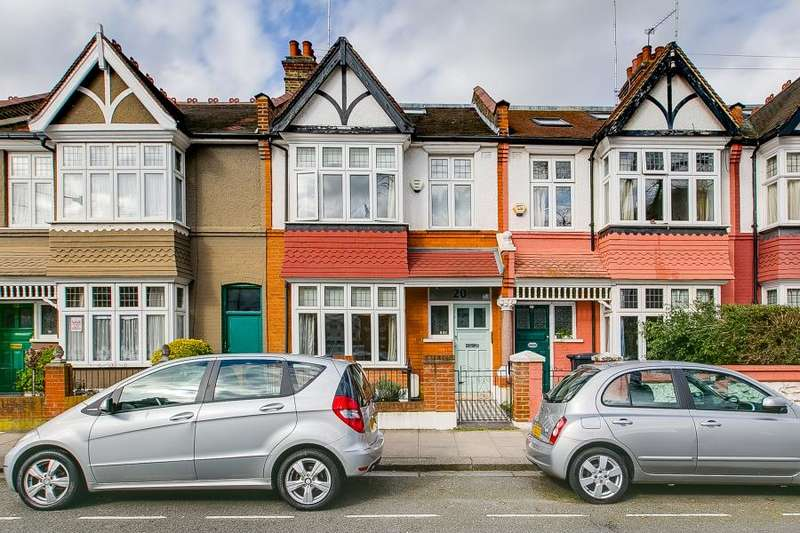 4 Bedrooms House for sale in Crabtree Lane, Fulham, SW6