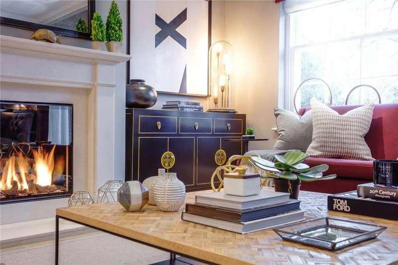 4 Bedrooms Semi Detached House for sale in Crown Lane, Virginia Water, Surrey