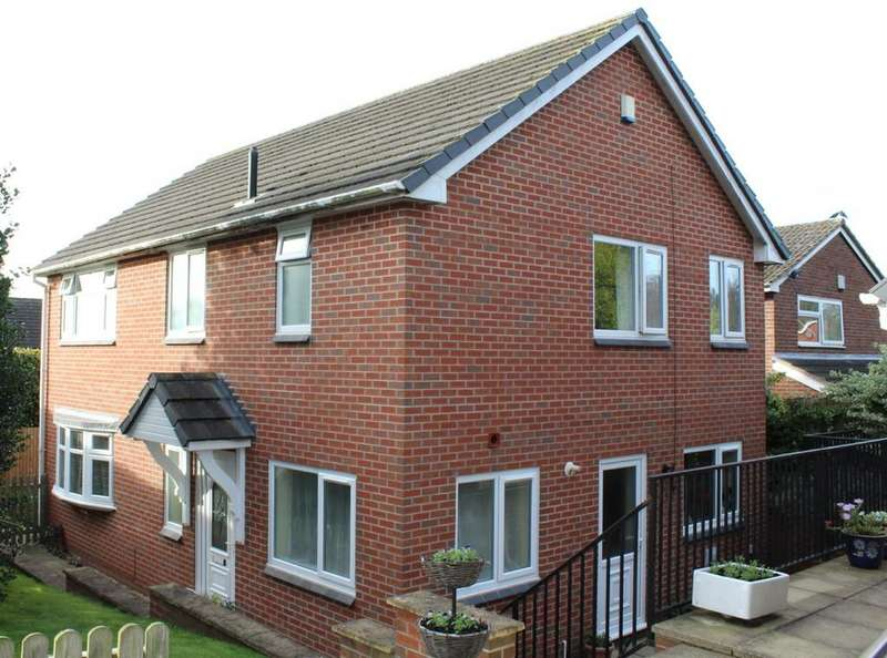 4 Bedrooms Detached House for sale in Mercer Close, Malpas