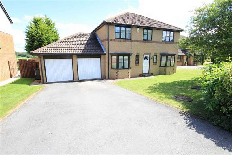 4 Bedrooms Detached House for sale in Ryder Court, Newton Aycliffe, County Durham