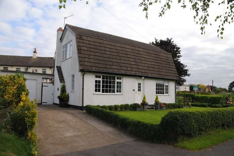 3 Bedrooms Detached House for sale in Orchard Lane, Kirmington, North Lincolnshire