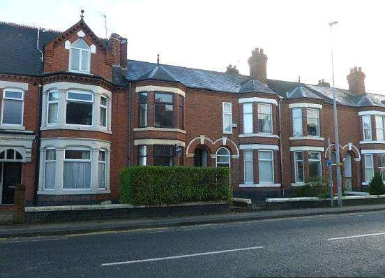 3 Bedrooms Terraced House for sale in Nantwich Road, Crewe, Cheshire, CW2
