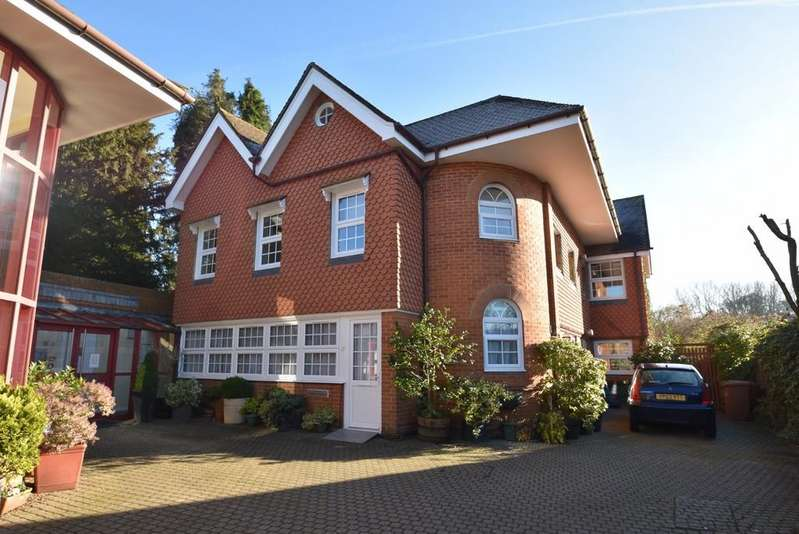 2 Bedrooms Retirement Property for sale in Godalming