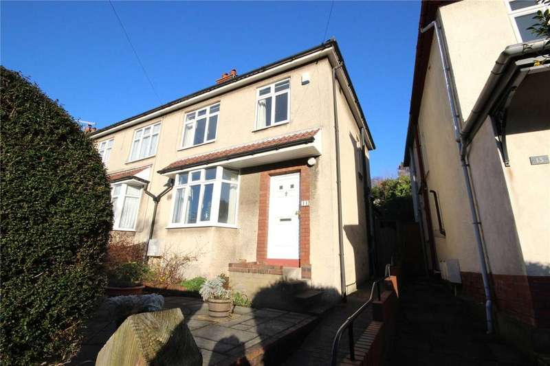 2 Bedrooms Semi Detached House for sale in Trym Road, Westbury-on-Trym, Bristol, BS9
