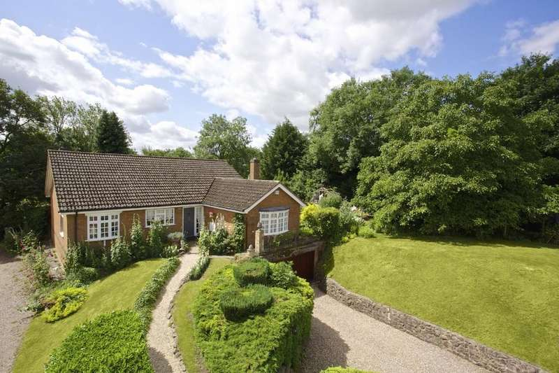 3 Bedrooms Detached Bungalow for sale in Butchers Lane, Seagrave