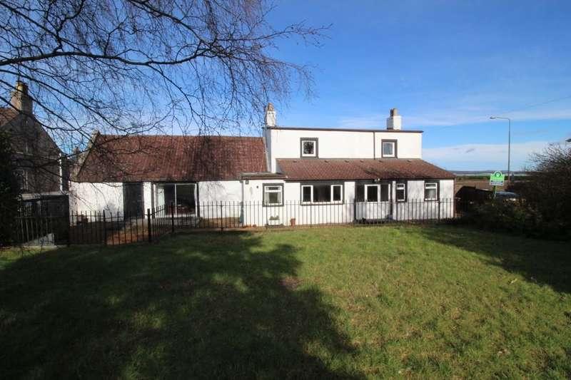 3 Bedrooms Detached House for sale in Cross Keys House East End, Freuchie, Cupar, KY15