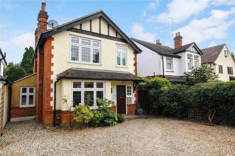 4 Bedrooms Detached House for sale in 'Brooklyn', Alexander Lane, Shenfield