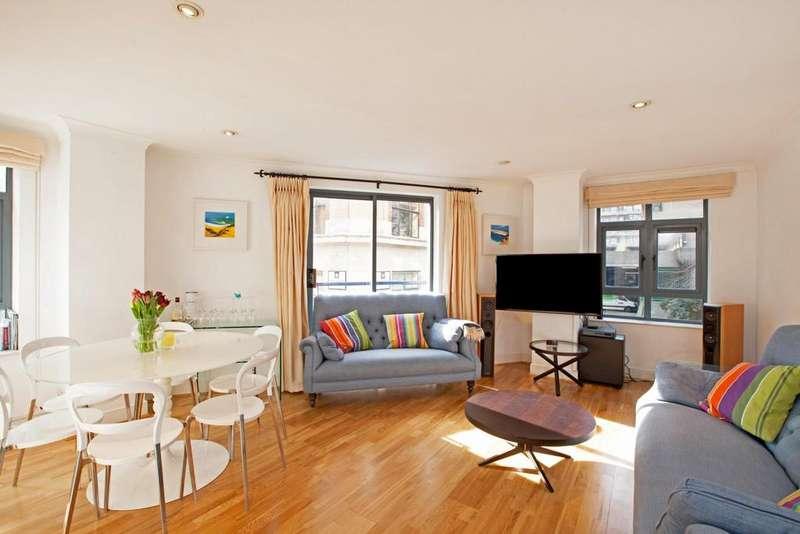 2 Bedrooms Flat for sale in The Cobalt Building, Bridgewater Square, London, EC2Y
