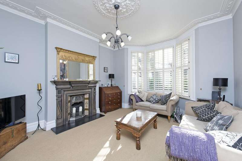 6 Bedrooms Semi Detached House for sale in Clarendon Drive, SW15