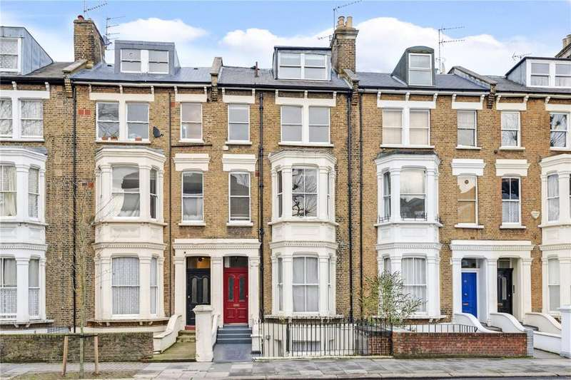 2 Bedrooms Flat for sale in Shirland Road, Maida Vale, London, W9