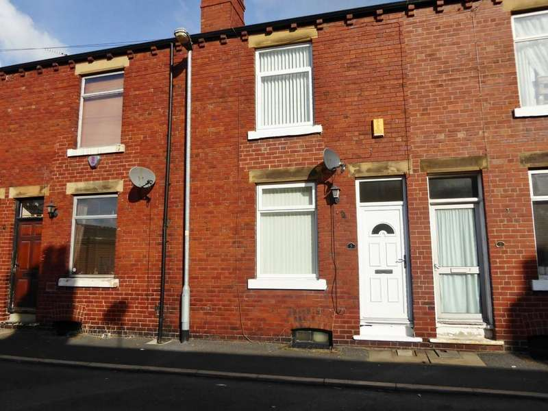 2 Bedrooms Terraced House for sale in Abbott Terrace, Wakefield