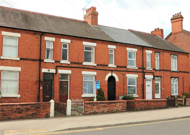 2 Bedrooms Terraced House for sale in Watery Road, Wrexham, LL13