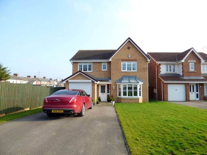 4 Bedrooms Detached House for sale in Abbeydale Gardens, South Hetton