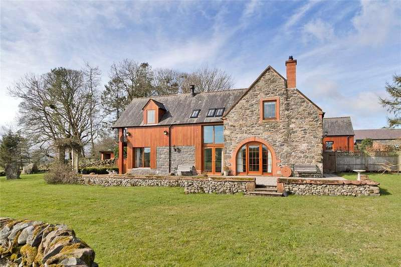 5 Bedrooms Detached House for sale in Auldgirth, Dumfries, Dumfriesshire