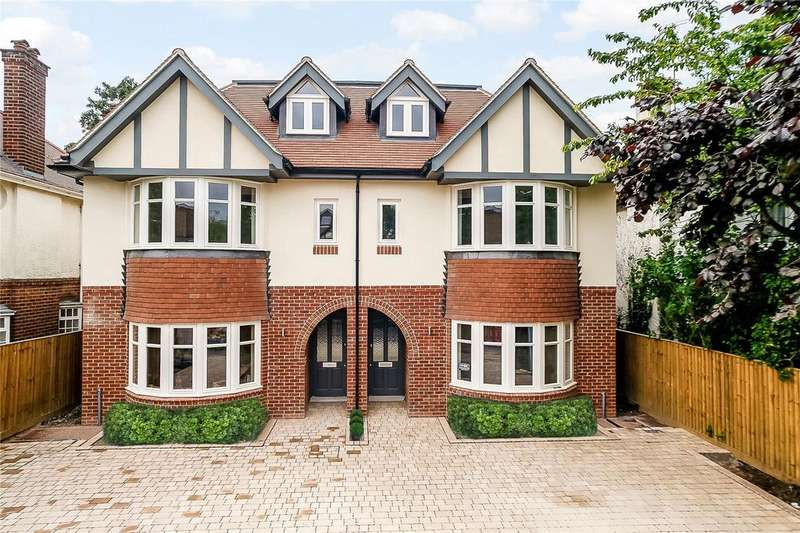 5 Bedrooms Semi Detached House for sale in Apsley Road, Oxford