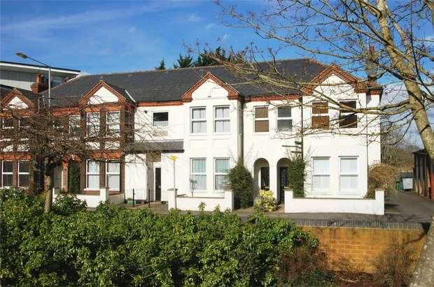 1 Bedroom Flat for sale in Flat 4, Albanian Court, 85 Camp Road, St Albans, Hertfordshire