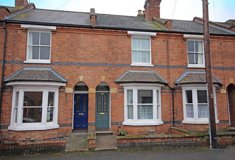 2 Bedrooms Terraced House for sale in Paradise Street, Warwick