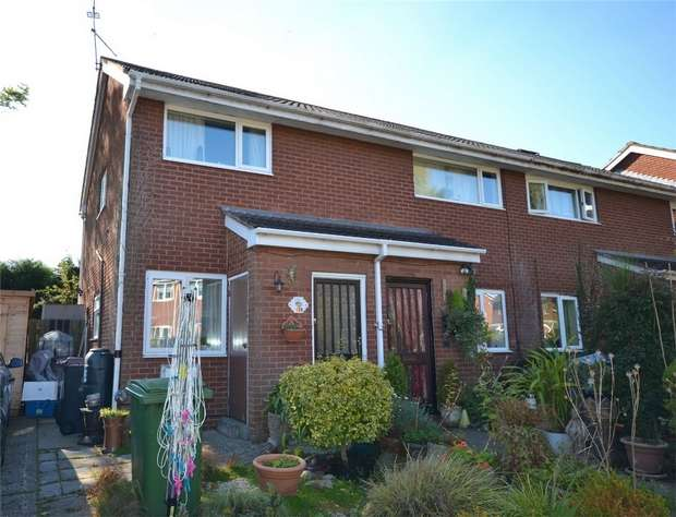 2 Bedrooms Flat for sale in 129 Mercia Drive, Leegomery, Telford, Shropshire