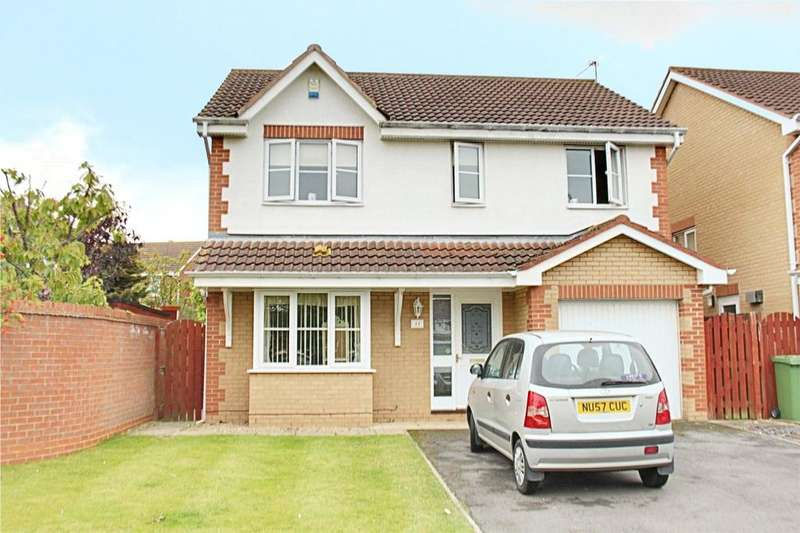 4 Bedrooms Detached House for sale in Lawrenny Grove, Ingleby Barwick