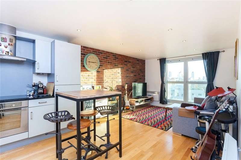 2 Bedrooms Flat for sale in Balmes Road, London, N1