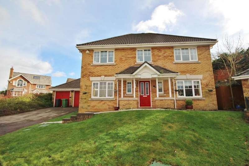 4 Bedrooms Detached House for sale in Plas Y Mynach, Radyr, Cardiff