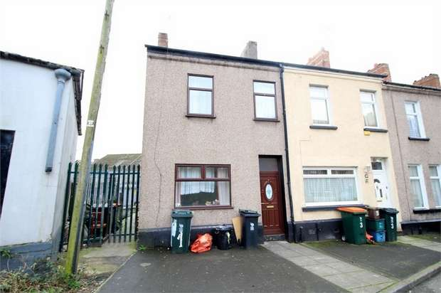 3 Bedrooms End Of Terrace House for sale in Pottery Road, NEWPORT