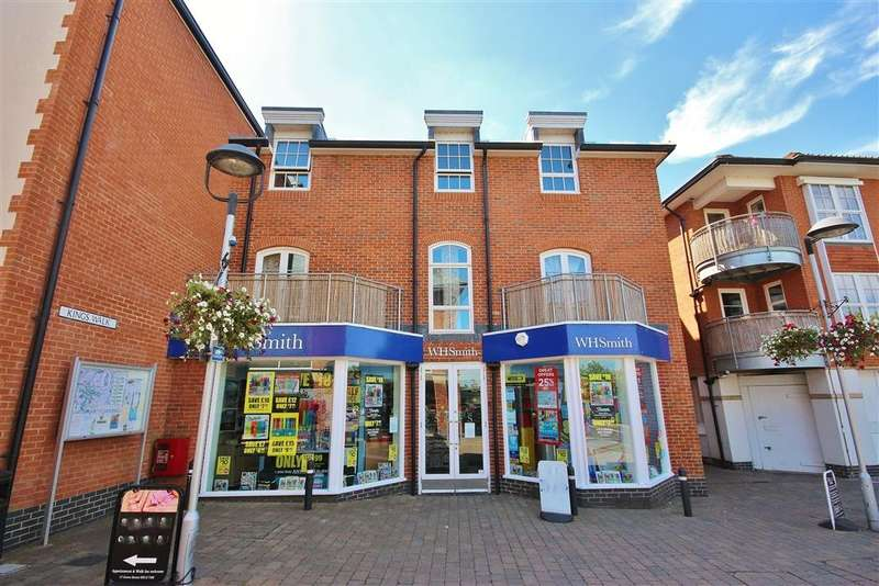 2 Bedrooms Flat for sale in Angel Walk, Wantage, OX12