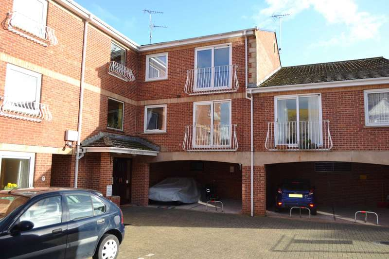 2 Bedrooms Retirement Property for sale in Glenorchy Court, Exmouth