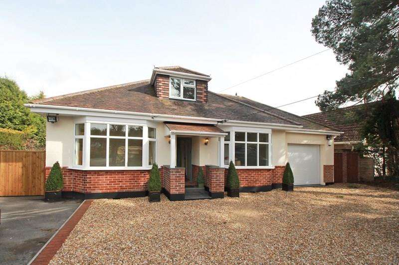 6 Bedrooms Detached Bungalow for sale in Matchams Lane, Hurn, Christchurch