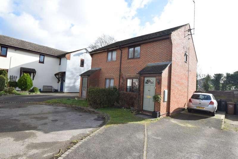 2 Bedrooms Semi Detached House for sale in Ash Close, Watlington