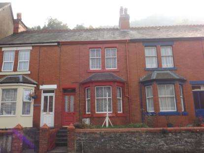 3 Bedrooms Terraced House for sale in London Road, Corwen, Denbighshire, LL21