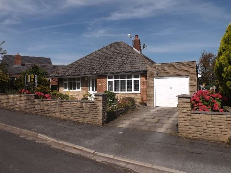 2 Bedrooms Detached Bungalow for sale in Villiers Crescent, Eccleston, St Helens WA10
