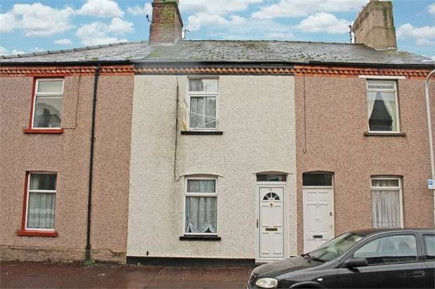 2 Bedrooms Terraced House for sale in Vernon Street, Barrow-in-Furness, Cumbria