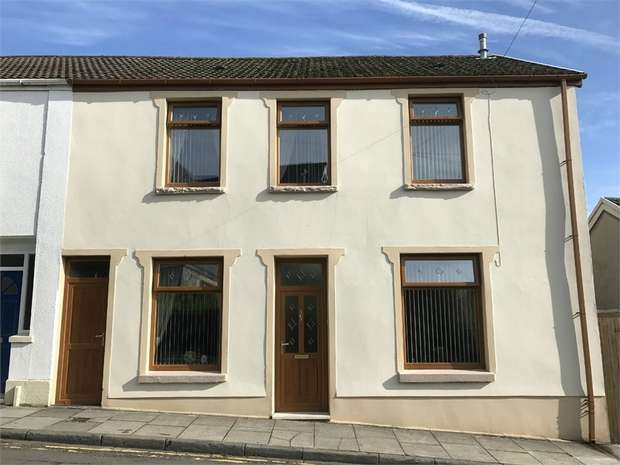 4 Bedrooms Semi Detached House for sale in Clifton Street, Aberdare, Mid Glamorgan